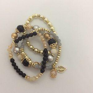 Jewelry - Beaded Bracelet Set